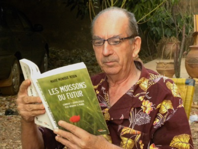 Maurice Oudet, créateur de Sedelan, invité par Abadas à Arradon